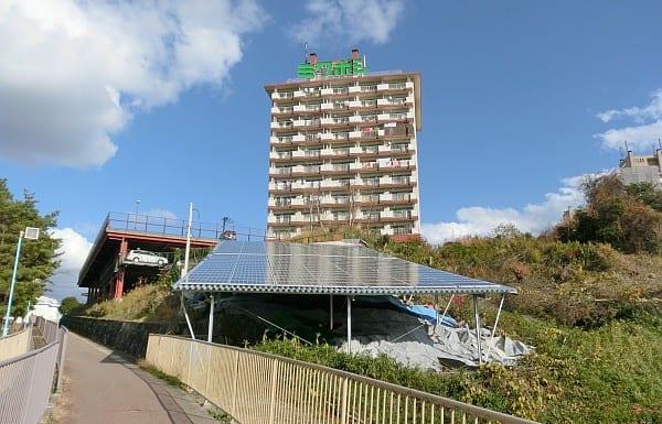 太陽光発電事業 神戸市北区施工