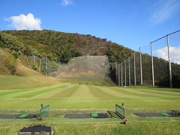 スポーツ施設 兵庫県加東市 マダムJゴルフ倶楽部 ゴルフ練習場改修工事